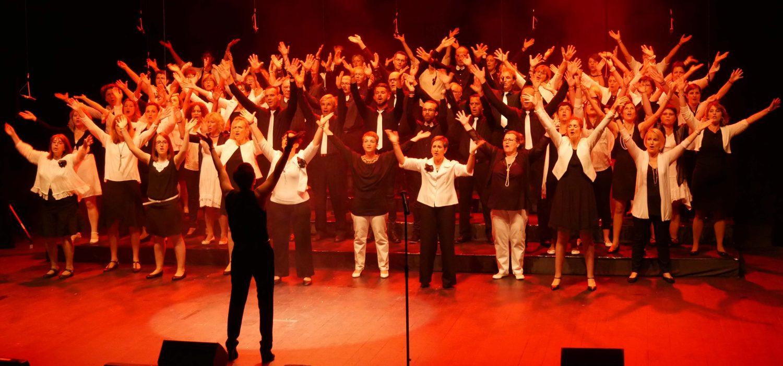 Ensemble vocal Delta Swing